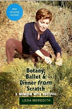 Botany, Ballet, & Dinner from Scratch, 2016 edition